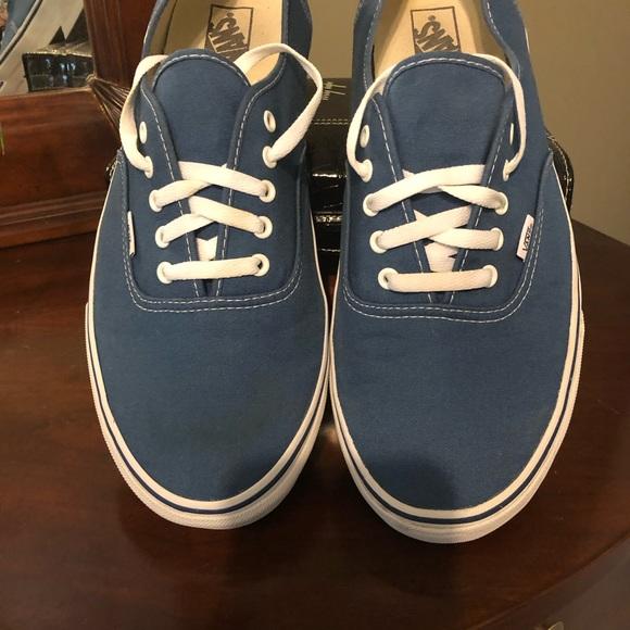 Vans Shoes | Vans Authentic Navy Mens